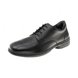 Imagem - Sapato Ocupacional Social Preto Com Cadarço Número 43 Ref 20s29-t - Marluvas cód: 127504