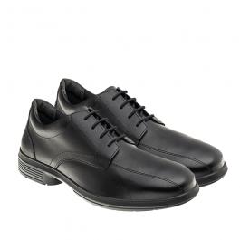 Imagem - Sapato Ocupacional Social Preto Com Cadarço Número 38 Ref 20s29-t - Marluvas cód: 127508