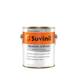 Imagem - Selador Acrílico 3,6l - Suvinil cód: 108691