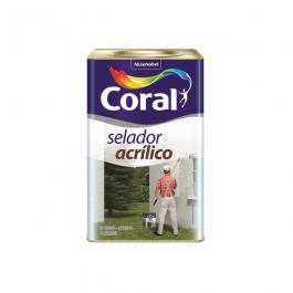 Imagem - Selador Acrílico Interno e Externo 18l - Coral cód: 6632