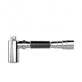 Imagem - Sifão Ajustável Para Lavatório Copo Metalizado Ref 26916330 - Tigre cód: 116248