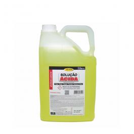 Imagem - Solucao Acida Desincrustante Acido 5l - Allchem Quimica cód: 115757