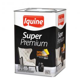 Imagem - Tinta Acrílica Branco Neve Fosco Premium 18l - Super Premium Iquine cód: 115235