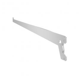 Imagem - Suporte Versatil Para Trilho 40cm Aço Branco - Ordenare cód: 111803
