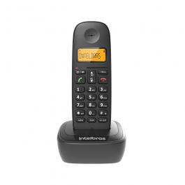 Imagem - Telefone Sem Fio Digital Preto ts 2510 - Intelbras cód: 128479