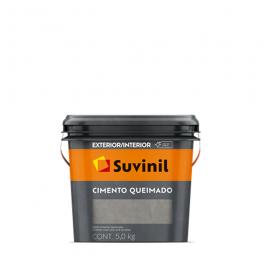 Imagem - Textura Túnel de Concreto 5,0kg - Cimento Queimado Suvinil cód: 126725
