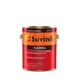 Imagem - Tinta Pva Branco Neve Fosco Aveludado Premium 3,6l - Suvinil cód: 108680