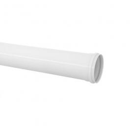 Imagem - Tubo Esgoto 100 mm x 1 m Ref 11031030 - Tigre cód: 7811