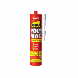 Imagem - Uhu Poly Max Cola Express Branco 425g - Adere cód: 127064