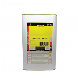 Imagem - Vaselina Liquida 5l- Allchem Quimica cód: 115761