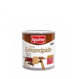 Imagem - Verniz Extrarrapido Imbuia 900ml - Iquine cód: 8111