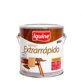 Imagem - Verniz Extrarrapido Incolor 3,6l - Iquine cód: 8117
