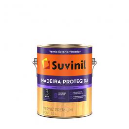 Imagem - Verniz Natural Fosco Premium 3,6l - Verniz Marítimo Suvinil cód: 120072