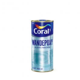 Imagem - Diluente Para Epóxi 900ml - Wandepoxi Coral cód: 12492