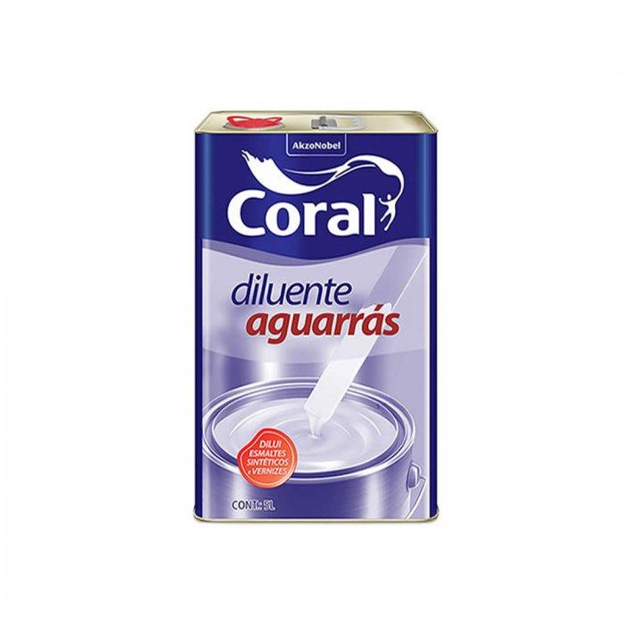 Aguarras Coral 5L