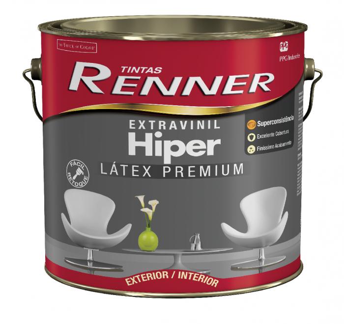 Latex Renner Extravinil 3,6L - Fosco