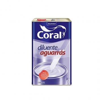 Imagem - Aguarras Coral 5L cód: 03410
