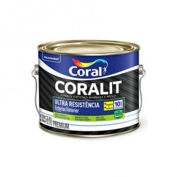 Imagem - Esm Acetinado Coralit Ultra Resist Branco 2,4L cód: 14219