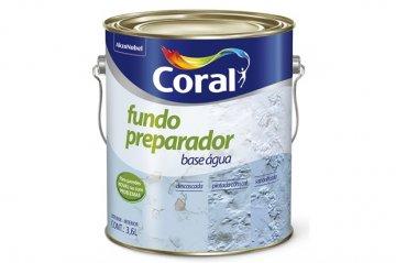 Imagem - Fundo Preparador Coral 3,6L cód: 03704