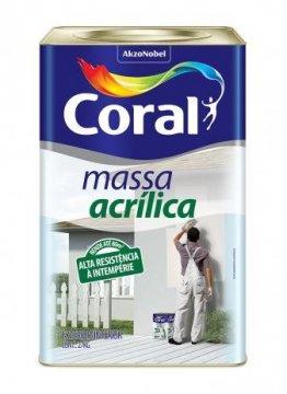 Imagem - Massa Acril Coral 25kg cód: 03449