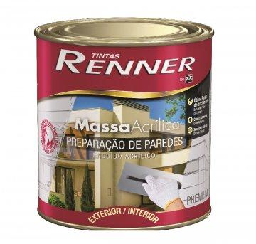 Imagem - Massa Acrilica Renner 1,5kg cód: 14913