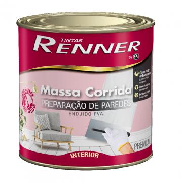 Imagem - Massa Corrida Renner 1,5kg cód: 14721