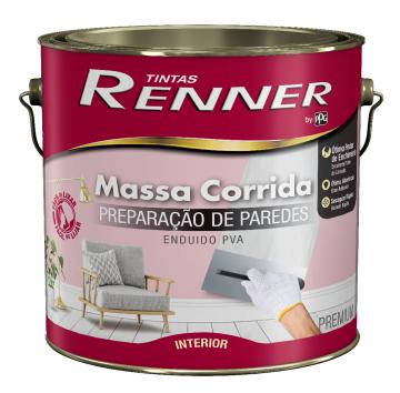 Imagem - Massa Corrida Renner 6kg cód: 14706