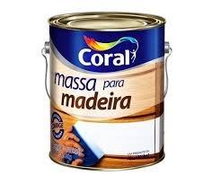 Imagem - Massa p/ Madeira 3,6L cód: 03452