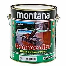 Imagem - Osmocolor ST Castanho UV Deck 3,6L cód: 00872
