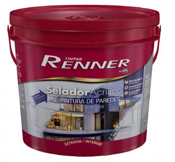 Imagem - Selador Acrilico Renner 18L cód: 02039