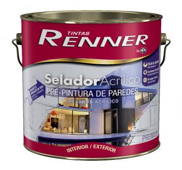 Imagem - Selador Acrilico Renner 3,6L cód: 14704