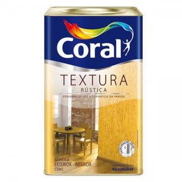 Imagem - Textura Rustica Coral 14L cód: 03265