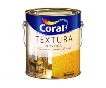 Imagem - Textura Rustica Coral 6kg cód: 03264