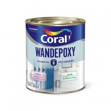 Imagem - Wandepoxy Bril Coral Branco 0,9L cód: 05056
