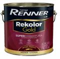 Acrilico Renner Gold Branco 3,6L - Fosco