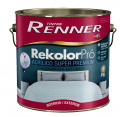 Acrilico Renner Rekolor Branco 3,6L - Acetinado