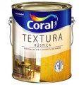 Textura Rustica Coral Branca 7kg