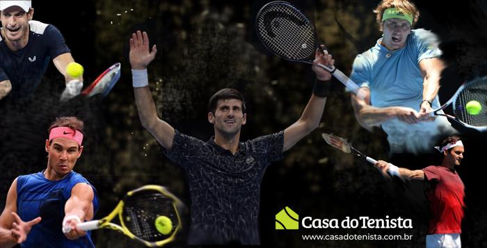 Imagem - Raquete dos Tenistas Profissionais 2019