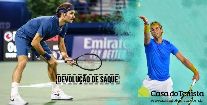 Imagem - Dicas de tênis: como  melhorar a devolução de saque