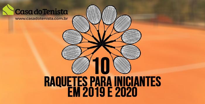 Imagem - Lista das 10 melhores raquetes de Tênis para iniciantes