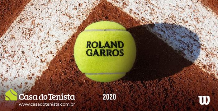 Imagem - Conheça o novo lançamento da bola Roland Garros da Wilson - Review