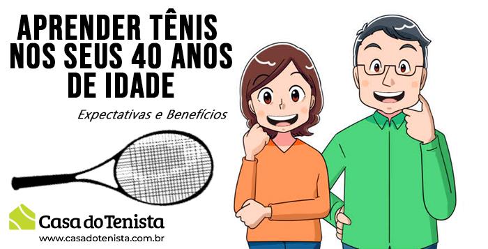 Imagem - Aprenda Tênis nos seus 40 anos (expectativas, condicionamento físico, benefícios)