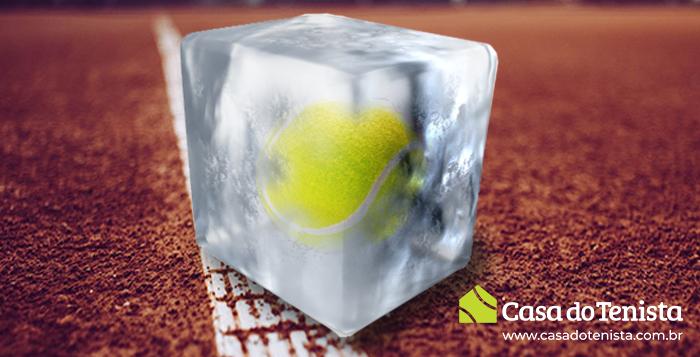 Imagem - As bolas de Tênis saltam menos no frio ?