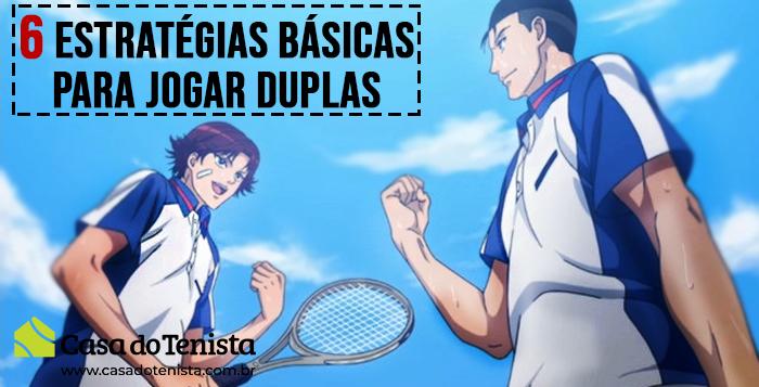 Imagem - Lista: 06 estratégias básicas para duplas de tênis