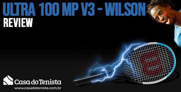Imagem - Review: Raquete Wilson Ultra 100 MP v3