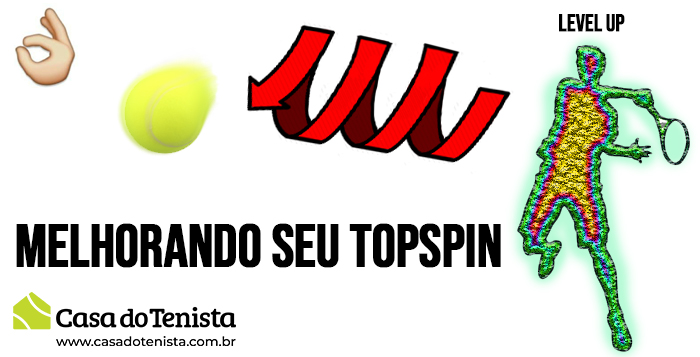 Imagem - Como melhorar seu top spin no tênis e suas vantagens