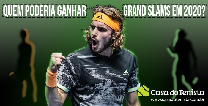 Imagem - Três jogadores que podem ganhar títulos de Grand Slam em 2020