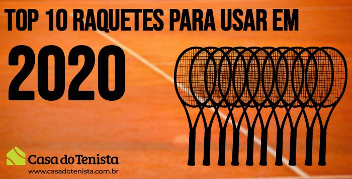 Imagem - Lista das 10 melhores raquetes de Tênis para 2020