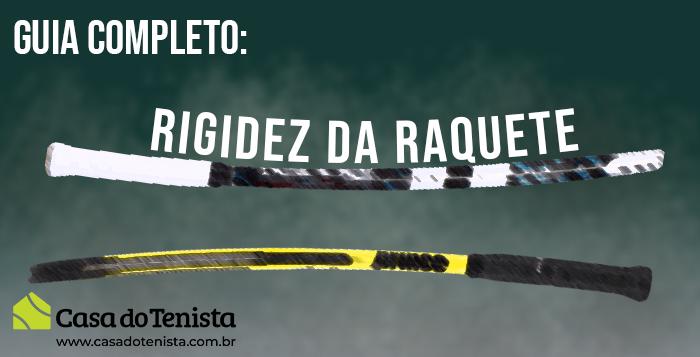 Imagem - Guia completo sobre rigidez da raquete de tênis