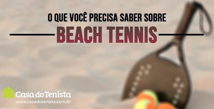 Imagem - Beach Tennis – O que você precisa saber